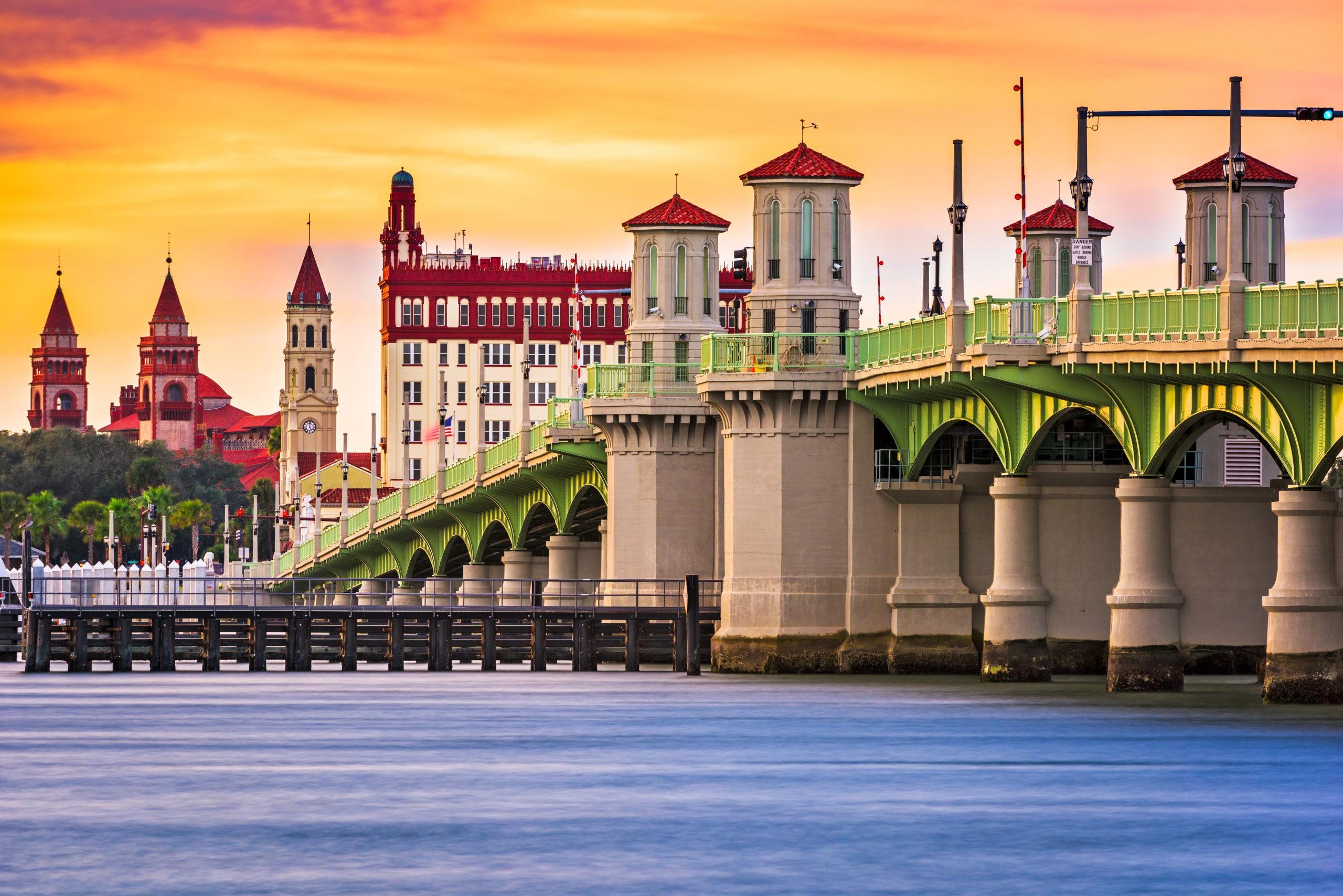 St. Augustine, Floryda, licencja: shutterstock/By Sean Pavone