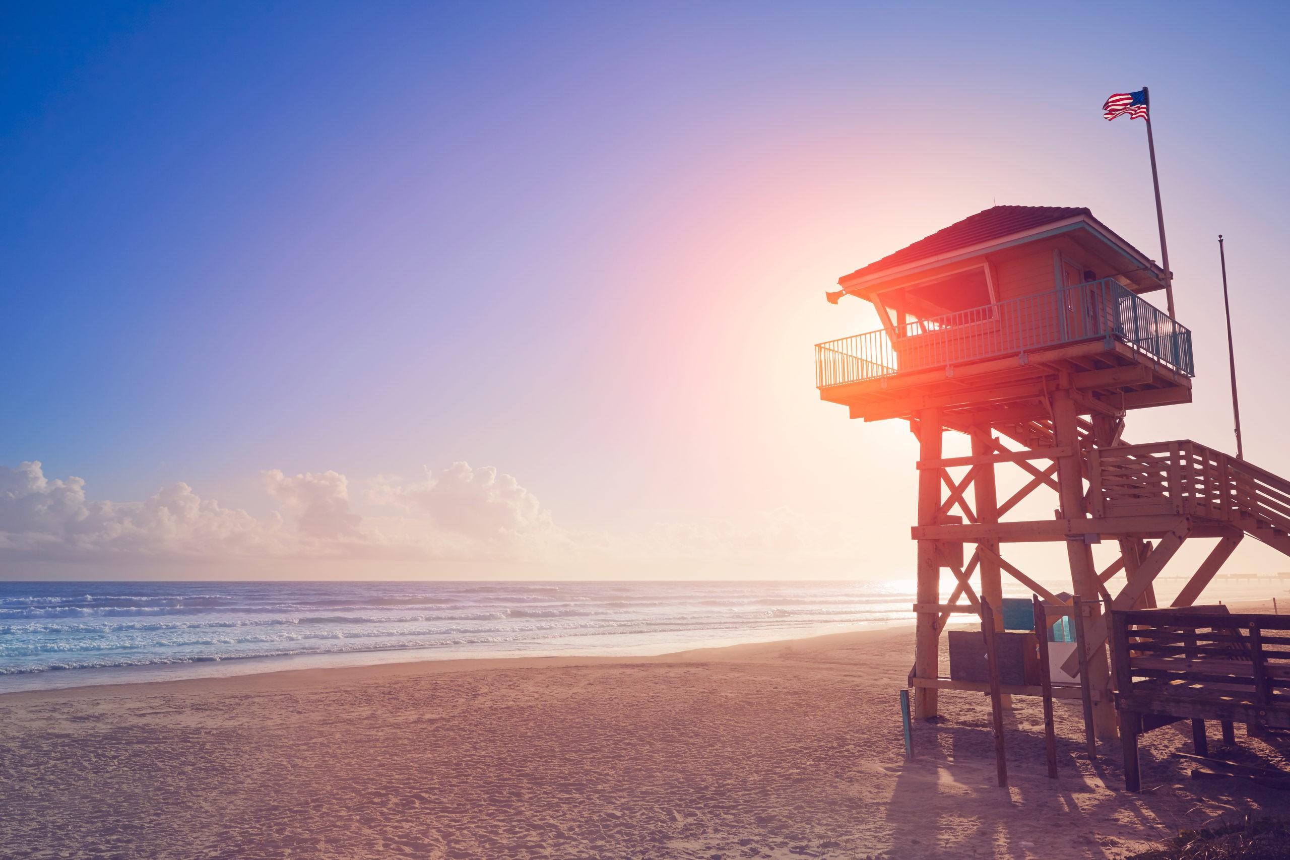 Daytona Beach, licencja: shutterstock/By lunamarina