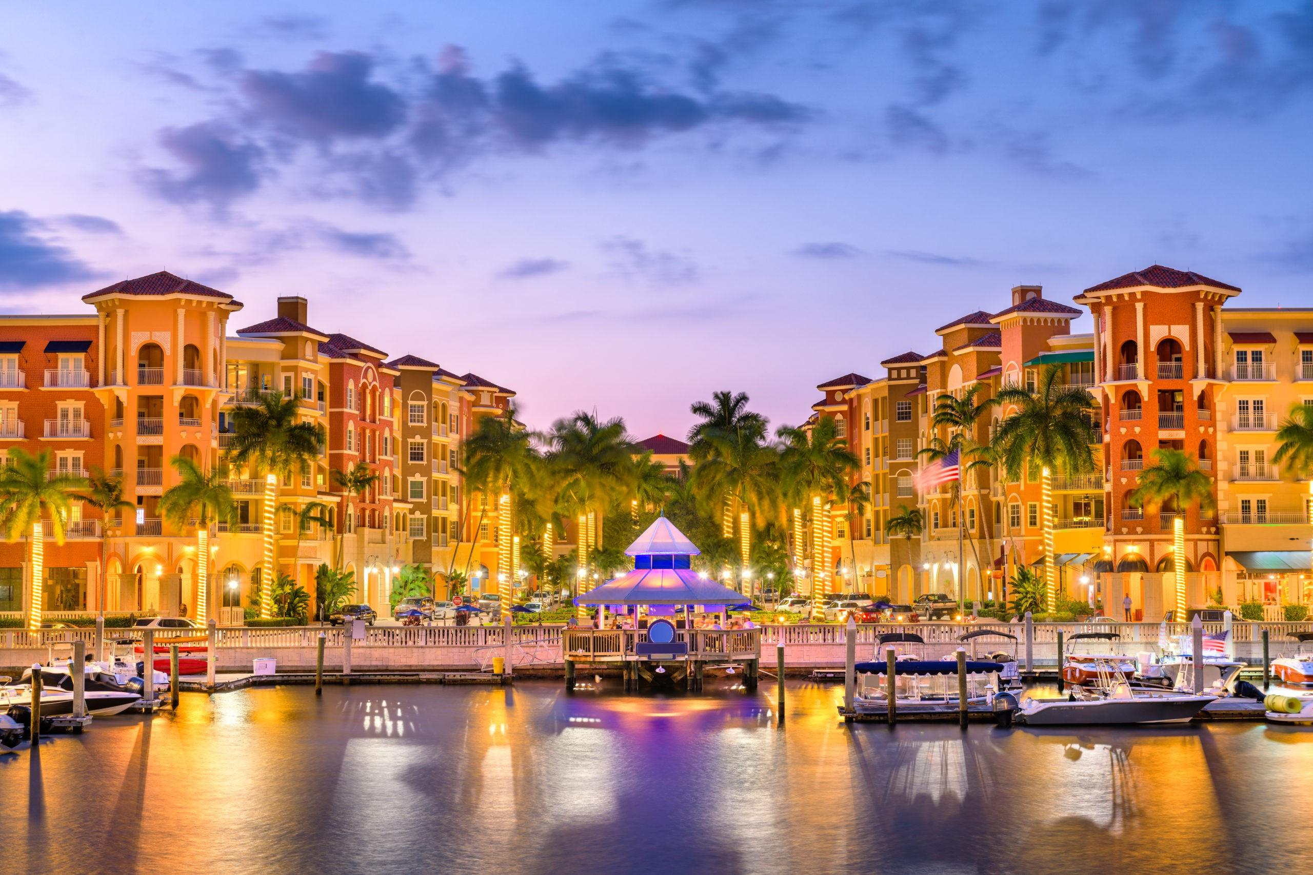 Naples, Floryda, licencja: shutterstock/By Sean Pavone