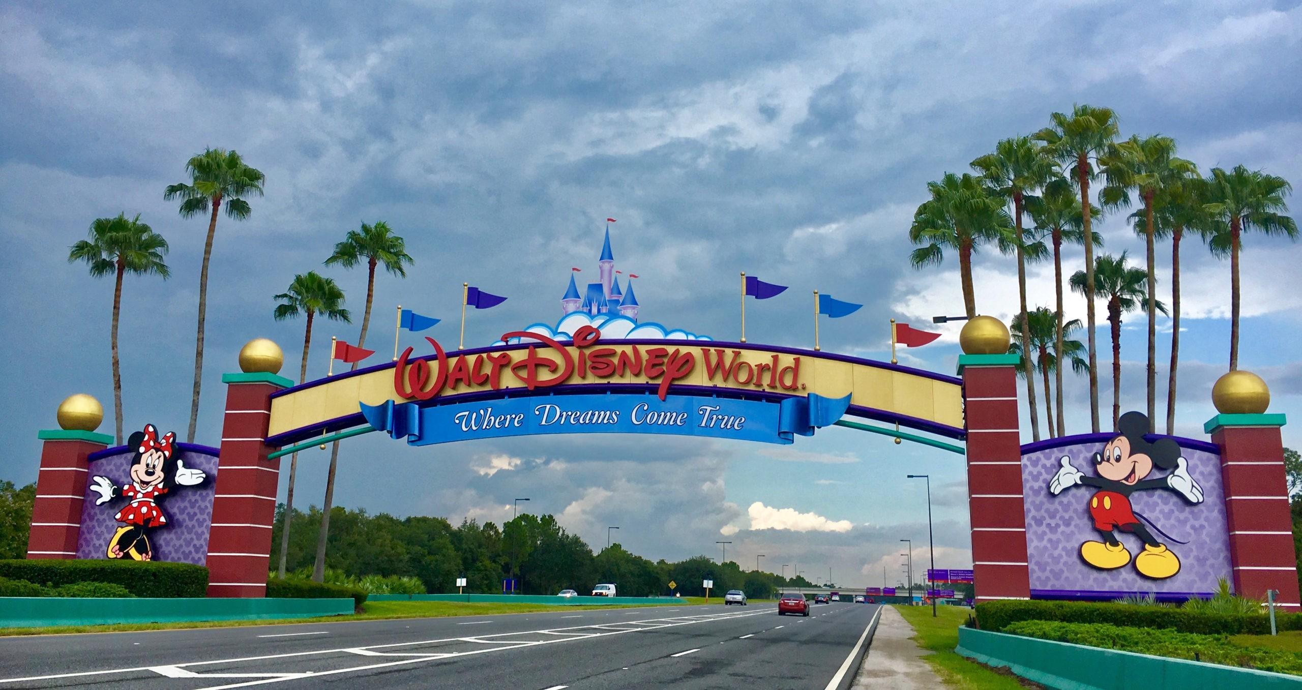 Walt Disney World, Orlando, licencja: shutterstock/By Jerome LABOUYRIE