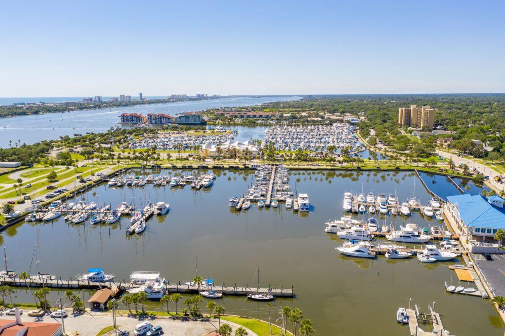Halifax Harbor Marina Daytona Beach FL
